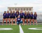 Early Longhorns Girls Varsity Volleyball Fall 18-19 team photo.