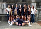 Black Hills Wolves Girls Varsity Volleyball Fall 18-19 team photo.