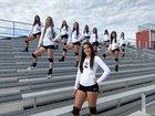 Ignacio Bobcats Girls Varsity Volleyball Fall 18-19 team photo.