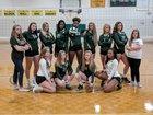 Northside Vikings Girls Varsity Volleyball Fall 18-19 team photo.