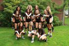 Crater Comets Girls Varsity Volleyball Fall 18-19 team photo.