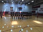 Fort Bend Kempner Cougars Girls Varsity Volleyball Fall 18-19 team photo.