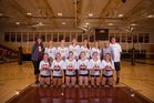 Enumclaw Hornets Girls Varsity Volleyball Fall 18-19 team photo.
