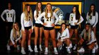 Copley Indians Girls Varsity Volleyball Fall 18-19 team photo.