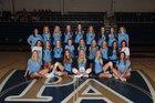 Pulaski Academy Bruins Girls Varsity Volleyball Fall 18-19 team photo.