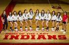 Cobre Indians Girls Varsity Volleyball Fall 18-19 team photo.