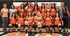 Taos Tigers Girls Varsity Volleyball Fall 18-19 team photo.