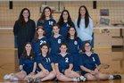Northwest Yeshiva Lions Girls Varsity Volleyball Fall 18-19 team photo.