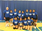 Gladstone Gladiators Girls Varsity Volleyball Fall 18-19 team photo.