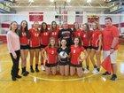 Tamarac Bengals Girls Varsity Volleyball Fall 18-19 team photo.