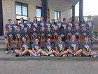 Lebanon Yellowjackets Girls Varsity Volleyball Fall 18-19 team photo.