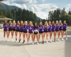 Issaquah Eagles Girls Varsity Volleyball Fall 18-19 team photo.
