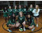 Ayden - Grifton Chargers Girls Varsity Volleyball Fall 18-19 team photo.