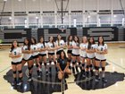 Capital Jaguars Girls Varsity Volleyball Fall 18-19 team photo.