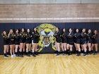 Coronado Leopards Girls Varsity Volleyball Fall 18-19 team photo.