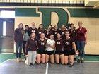 Telluride Miners Girls Varsity Volleyball Fall 18-19 team photo.