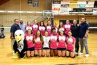 Auburn Adventist Falcons Girls Varsity Volleyball Fall 18-19 team photo.