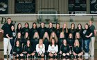 Charleston Tigers Girls Varsity Volleyball Fall 18-19 team photo.