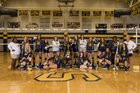 Buckhorn Bucks Girls Varsity Volleyball Fall 18-19 team photo.