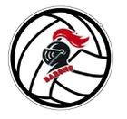 DeKalb Barons Girls Varsity Volleyball Fall 18-19 team photo.