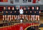 Raymond Seagulls Girls Varsity Volleyball Fall 18-19 team photo.