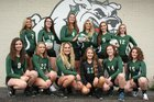 Tazewell Bulldogs Girls Varsity Volleyball Fall 18-19 team photo.