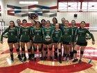 Desert Academy Wildcats Girls Varsity Volleyball Fall 18-19 team photo.
