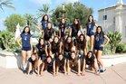 Gabrielino Eagles Girls Varsity Volleyball Fall 18-19 team photo.