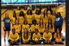 North Little Rock Charging Wildcats Girls Varsity Volleyball Fall 18-19 team photo.