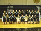 Central Tigers Girls Varsity Volleyball Fall 18-19 team photo.