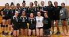 East Chapel Hill Wildcats Girls Varsity Volleyball Fall 18-19 team photo.