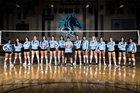 Otay Ranch Mustangs Girls Varsity Volleyball Fall 18-19 team photo.