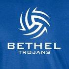 Bethel Christian Academy Trojans Girls Varsity Volleyball Fall 18-19 team photo.