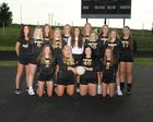 Riverdale Rams Girls Varsity Volleyball Fall 18-19 team photo.