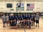 Millbrook Blazers Girls Varsity Volleyball Fall 18-19 team photo.