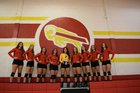 S & S Consolidated Rams Girls Varsity Volleyball Fall 18-19 team photo.