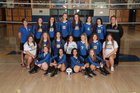 Mountain Home Bombers Girls Varsity Volleyball Fall 18-19 team photo.
