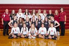 Conestoga Cougars Girls Varsity Volleyball Fall 18-19 team photo.