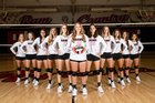 Portales Rams Girls Varsity Volleyball Fall 18-19 team photo.