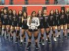 Deming Wildcats Girls Varsity Volleyball Fall 18-19 team photo.