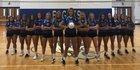 East Lake Eagles Girls Varsity Volleyball Fall 18-19 team photo.