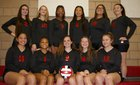 Somerset Academy Losee Lions Girls Varsity Volleyball Fall 18-19 team photo.
