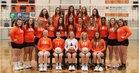 Walnut Ridge Bobcats Girls Varsity Volleyball Fall 18-19 team photo.