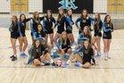 Ronald Reagan Raiders Girls Varsity Volleyball Fall 18-19 team photo.