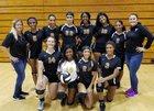 Boynton Beach Tigers Girls Varsity Volleyball Fall 18-19 team photo.