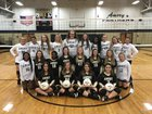 Amory Panthers Girls Varsity Volleyball Fall 18-19 team photo.