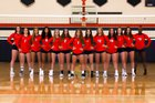 Oxbridge Academy ThunderWolves Girls Varsity Volleyball Fall 18-19 team photo.