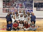 West Noble Chargers Girls Varsity Volleyball Fall 18-19 team photo.