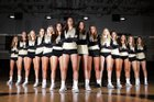 Plant Panthers Girls Varsity Volleyball Fall 18-19 team photo.