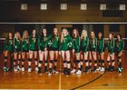 Forest Wildcats Girls Varsity Volleyball Fall 18-19 team photo.